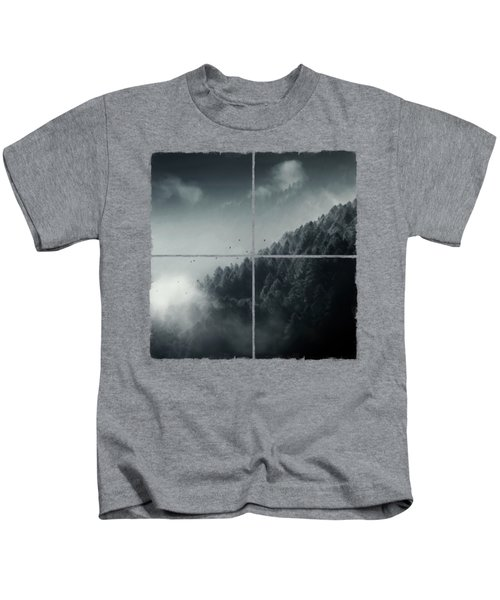 Misty Woodlands Kids T-Shirt