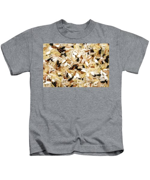 Mixed Rice Kids T-Shirt
