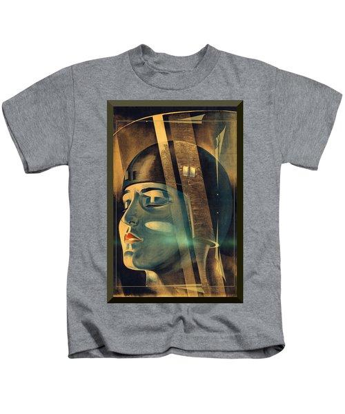 Metropolis Maria Transformation Kids T-Shirt