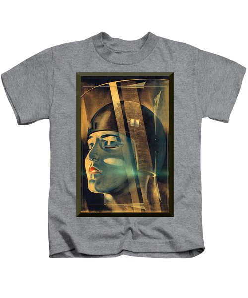 Metropolis Maria Transformation Kids T-Shirt
