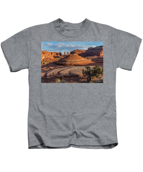 Moab Back Country Kids T-Shirt