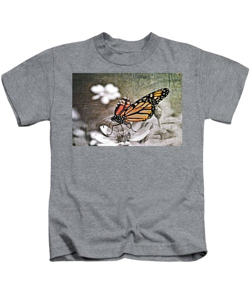 Monarch Butterfly Kids T-Shirt