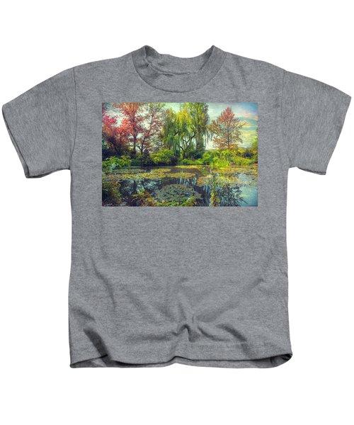 Monet's Afternoon Kids T-Shirt