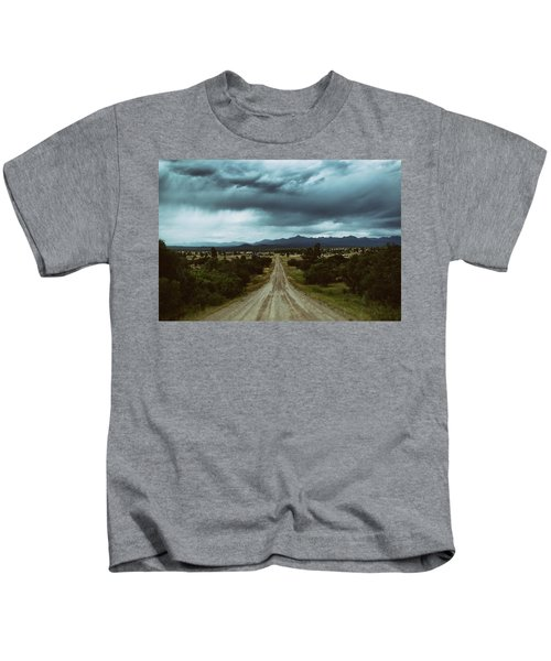 Monsoons From The Meadows Kids T-Shirt