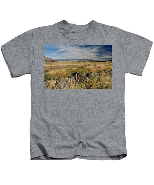 Montana Route 200 Kids T-Shirt