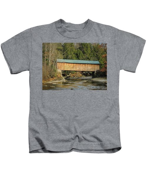 Montgomery Road Bridge Kids T-Shirt