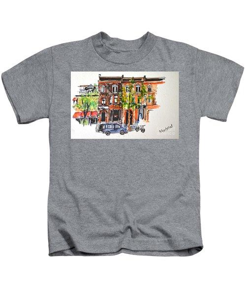 Montreal 1 Kids T-Shirt
