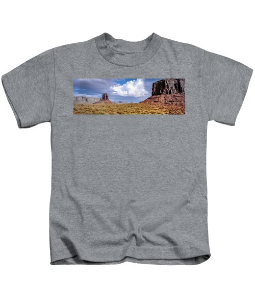 Monument Valley Mittens Kids T-Shirt