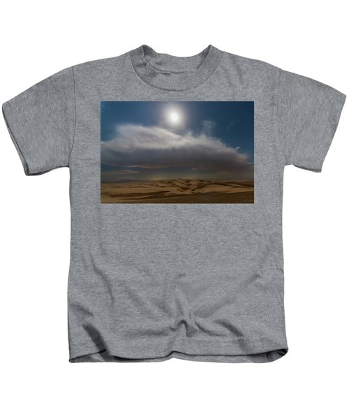 Moon Sparkle Kids T-Shirt