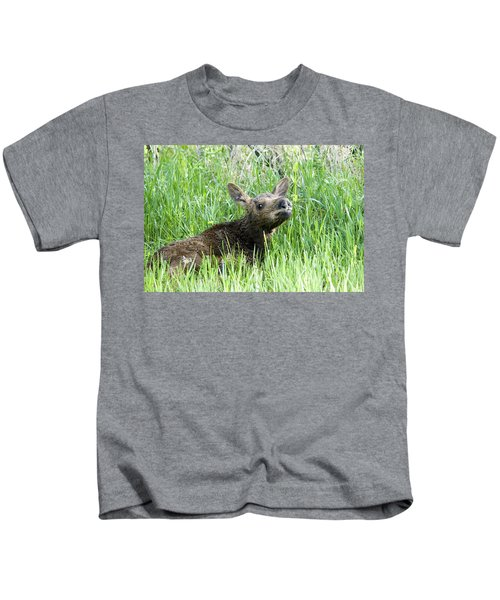 Moose Baby Kids T-Shirt