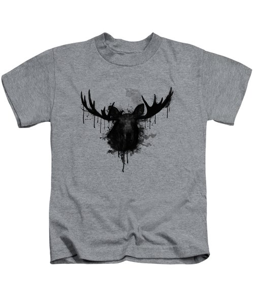 Moose Kids T-Shirt by Nicklas Gustafsson