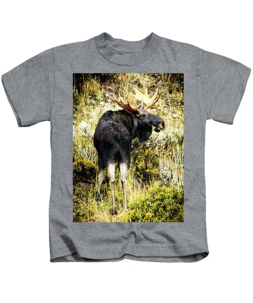 Moose Kids T-Shirt