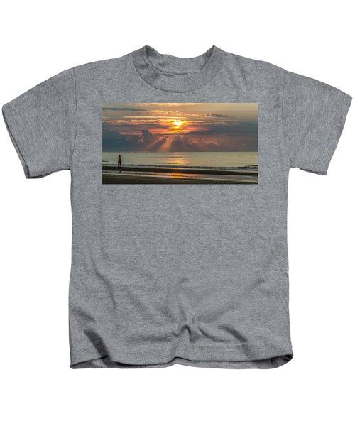 Morning Break Kids T-Shirt