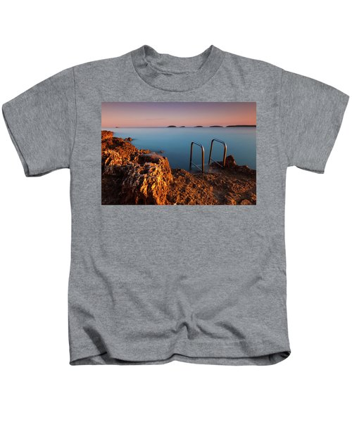Morning Colors Kids T-Shirt