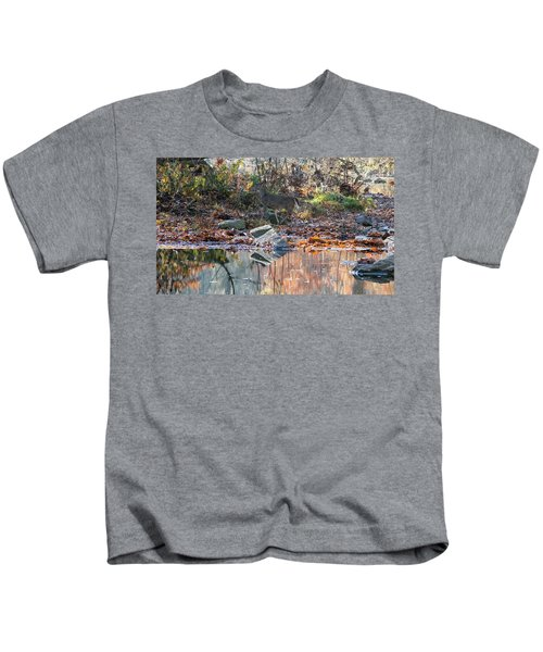 Morning In The Woods Kids T-Shirt