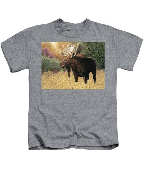 Morning Majesty Kids T-Shirt