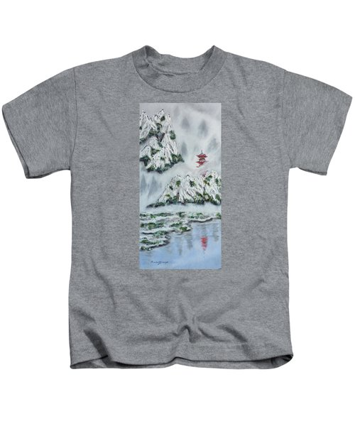 Morning Mist 1 Kids T-Shirt