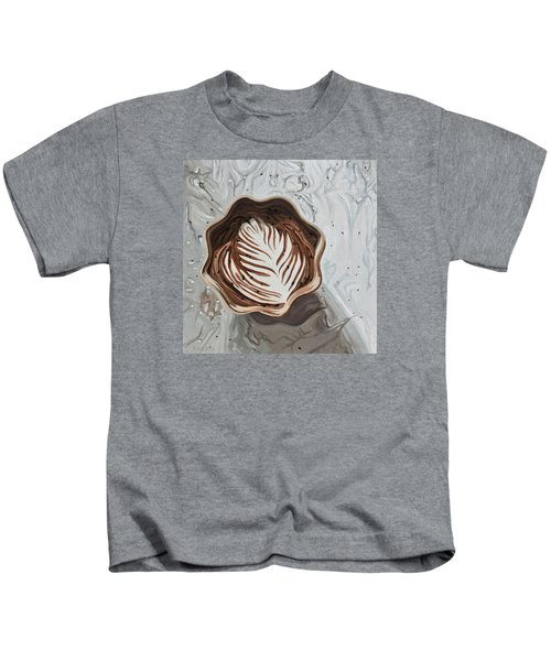 Morning Mocha Kids T-Shirt