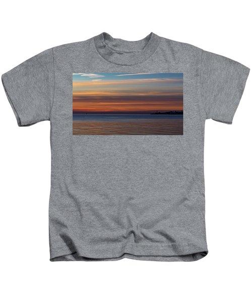 Morning Pastels Kids T-Shirt