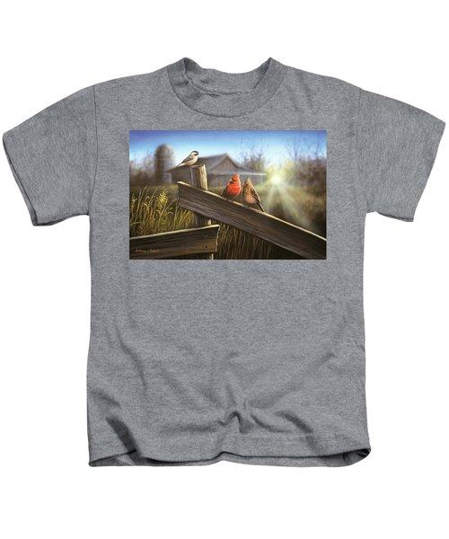 Morning Song Kids T-Shirt