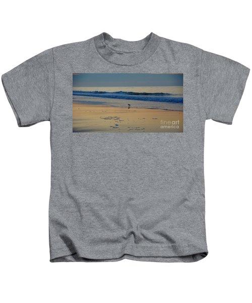 Morning Stroll Kids T-Shirt