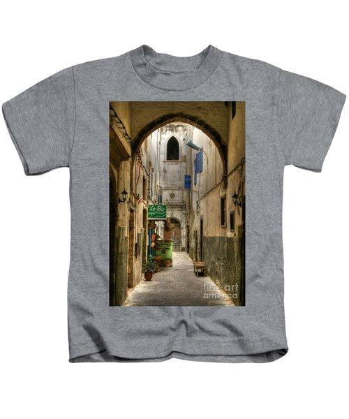 Moroccan Medina Kids T-Shirt