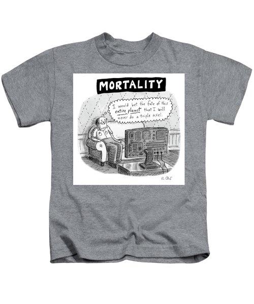 Mortality Kids T-Shirt