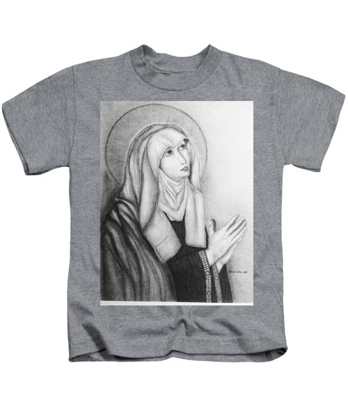 Mother Of Sorrows Version1 Kids T-Shirt