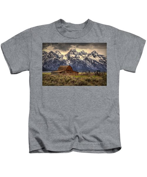 Moulton Barn Kids T-Shirt