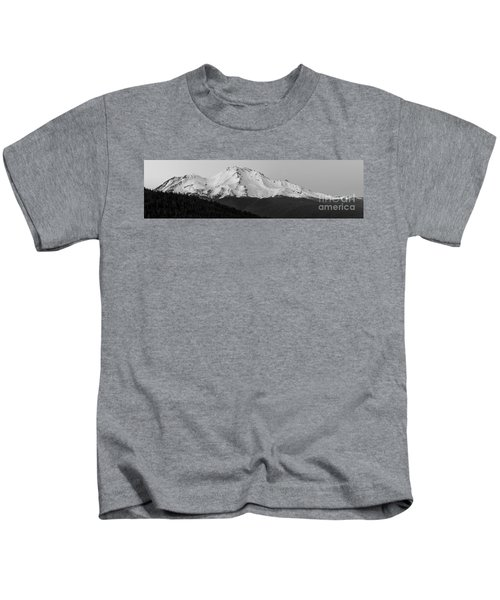 Mount Shasta  Kids T-Shirt
