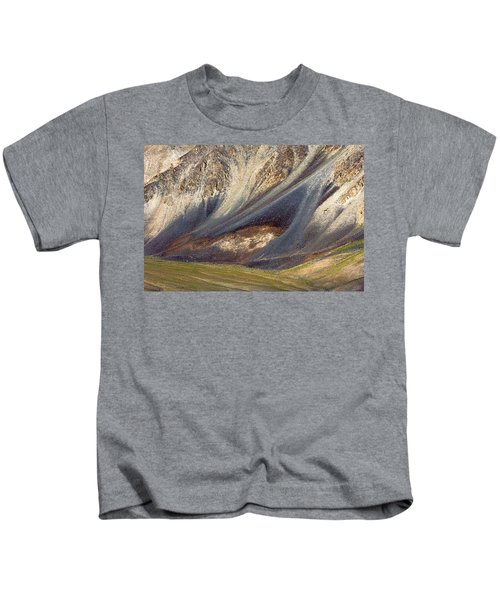 Mountain Abstract 2 Kids T-Shirt