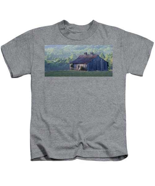Mountain Cabin Kids T-Shirt