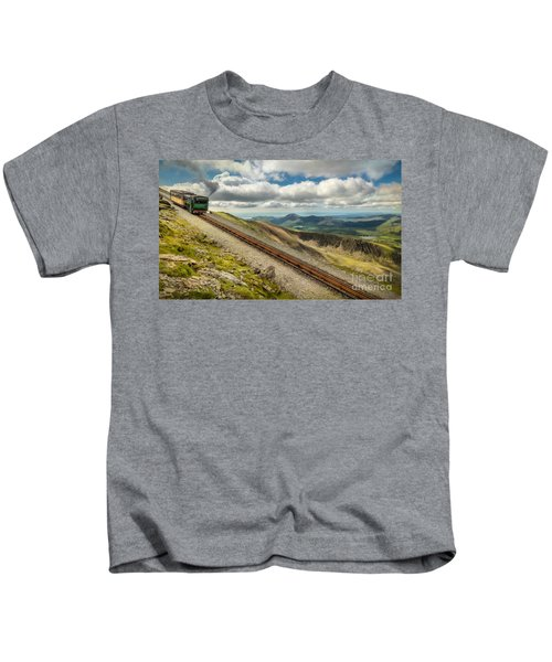 Mountain Railway Kids T-Shirt