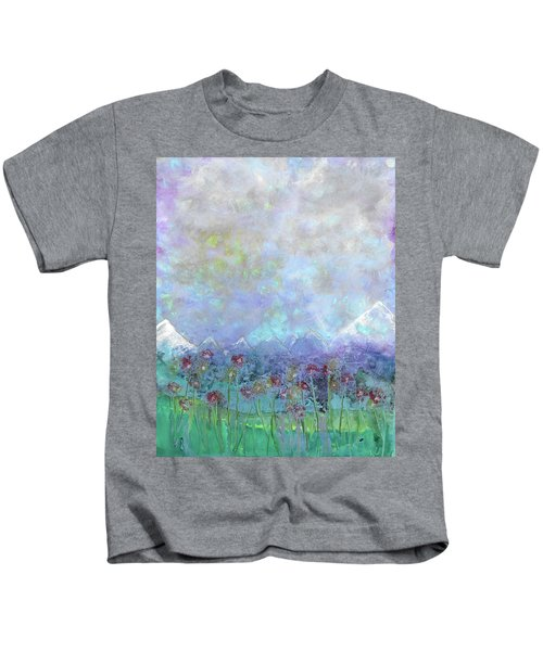 Mountain Valley Dew Kids T-Shirt