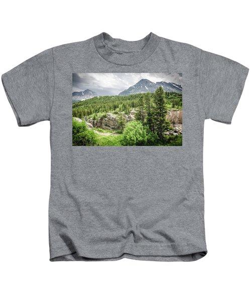 Mountain Vistas Kids T-Shirt