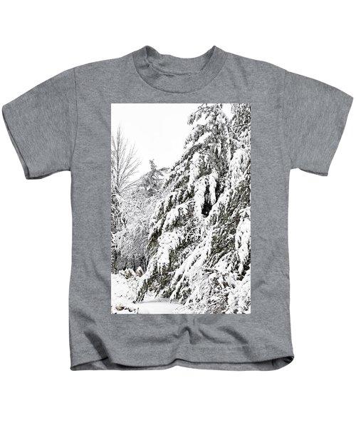 Mourn The Winter Kids T-Shirt