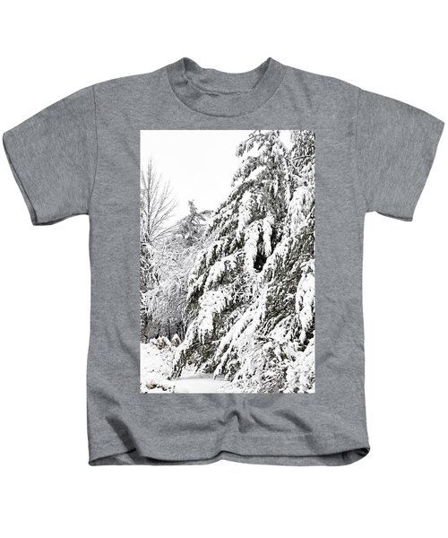 Mourn The Winter Kids T-Shirt