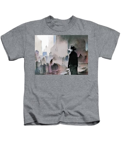 Mourning The American Dream Kids T-Shirt