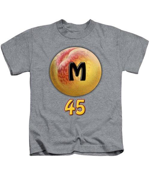 Mpeach 45 Kids T-Shirt