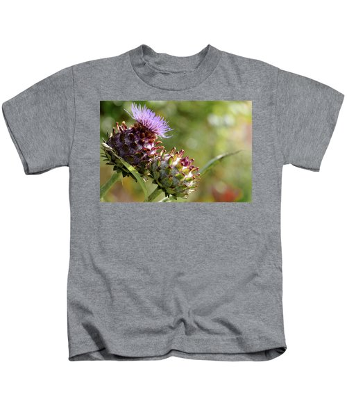 Mr And Mrs Thistle  Kids T-Shirt