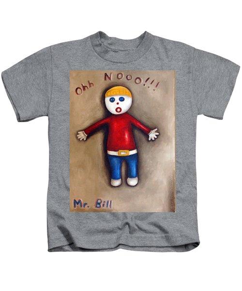Mr. Bill Kids T-Shirt