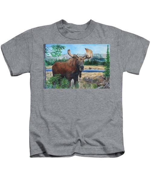 Mr. Majestic Kids T-Shirt
