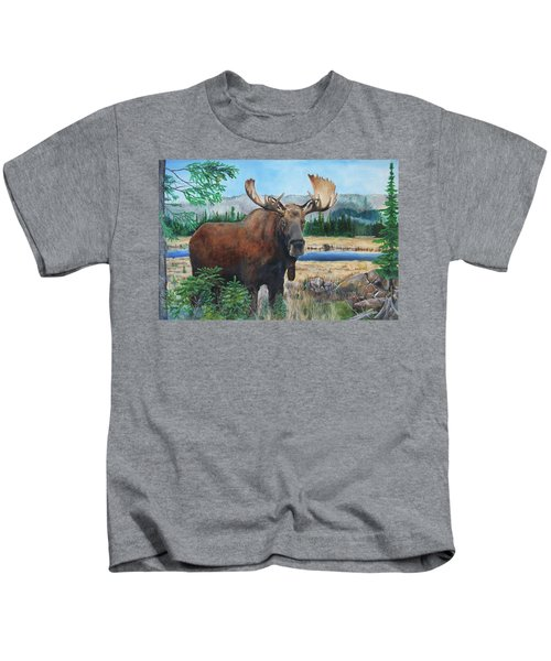 Mr. Majestic Kids T-Shirt