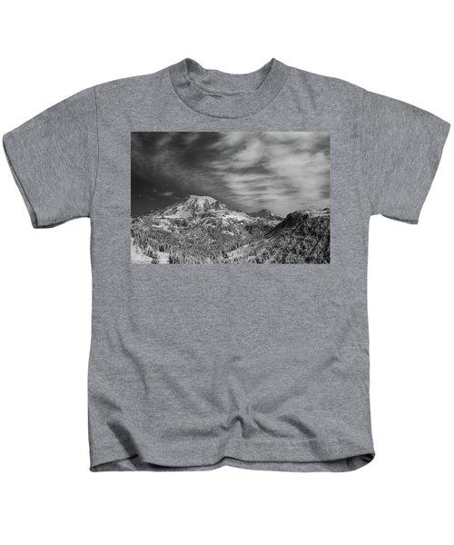 Mt. Rainier Kids T-Shirt