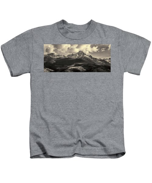 Mt. Sneffels Kids T-Shirt