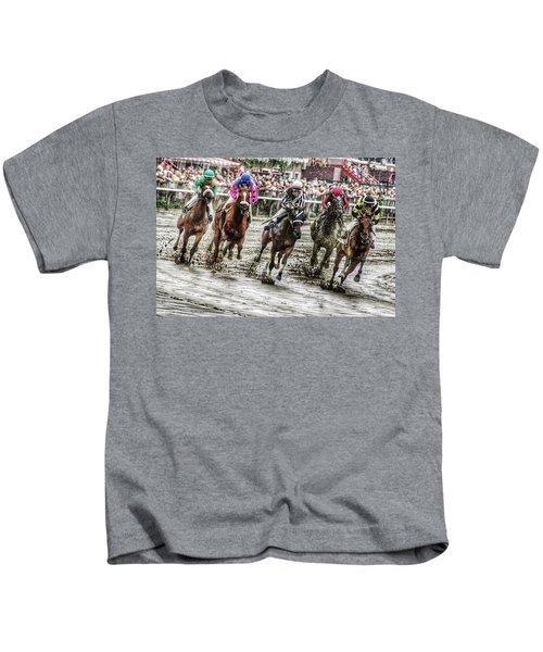 Mudders Kids T-Shirt