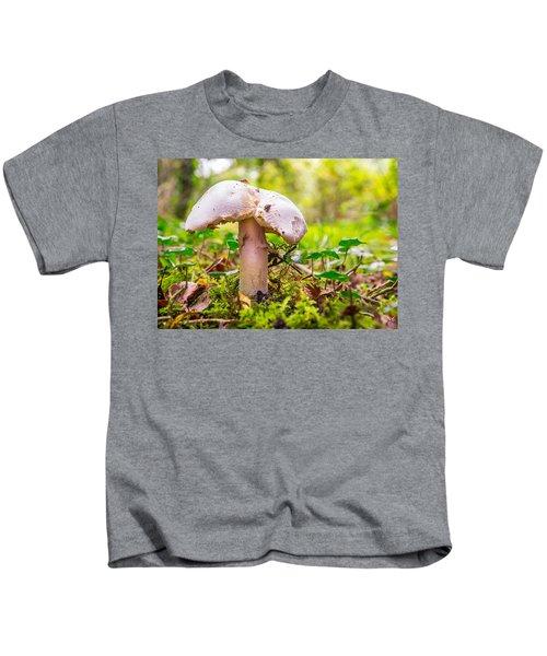 Mushroom Kids T-Shirt