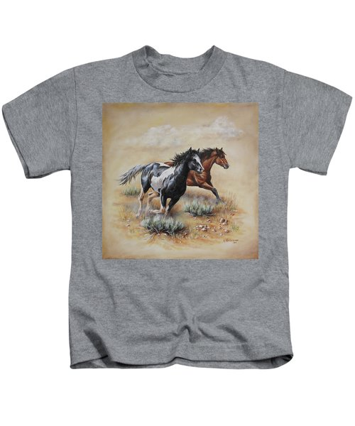 Mustang Glory Kids T-Shirt