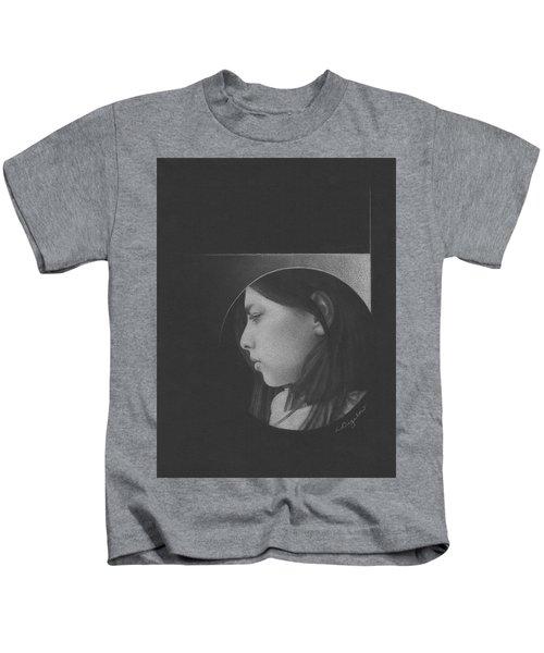 Muted Shadow No. 1 Kids T-Shirt