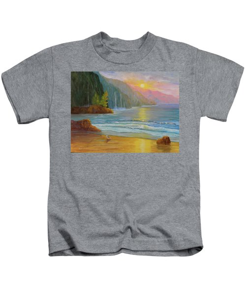 My Happy Place Kids T-Shirt